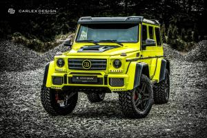 2017 Mercedes-Benz G500 4x4² by Carlex Design